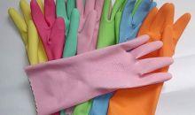 Из чего исходить при выборе резиновых перчаток