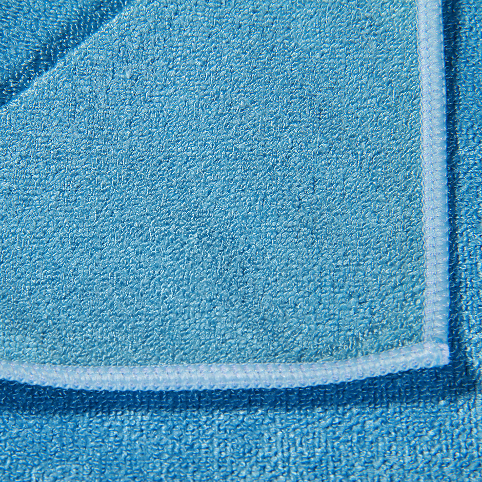 Салфетка Unger SmartColor MicroWipe 2000, 40х40см, микрофибра, синяя - изображение 1