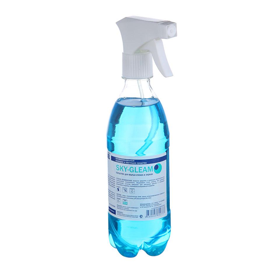 Средство моющее для стекол Econobel SKY-GLEAM, 500мл, триггер