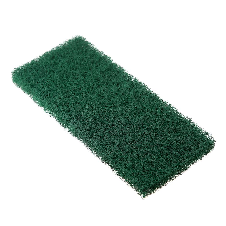 Пад абразивный Vileda Супер-пад  26х12х2см, ручной, зеленый