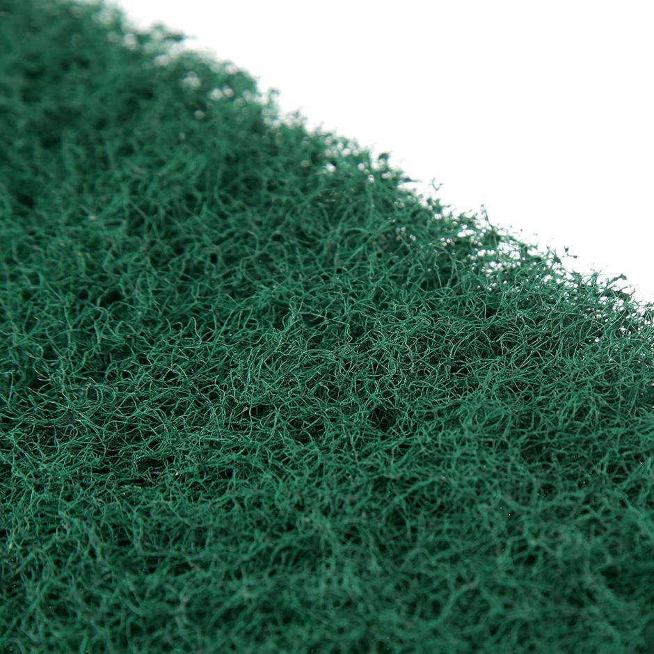Пад абразивный Vileda Супер-пад  26х12х2см, ручной, зеленый - изображение 1