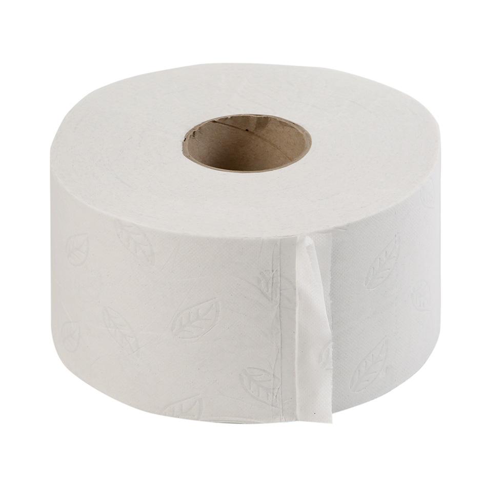 Бумага туалетная Tork Advanced Т2 в мини-рулоне, 170м/рул, 2-сл, белая, 12рул/кор, 120231