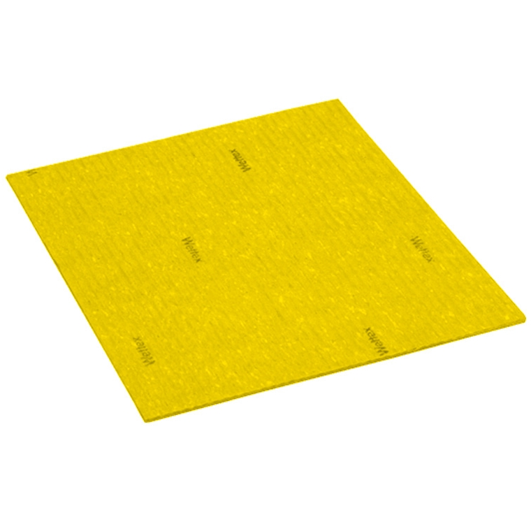 Салфетка-губка Vileda Веттекс Классик, 17х20см, желтая