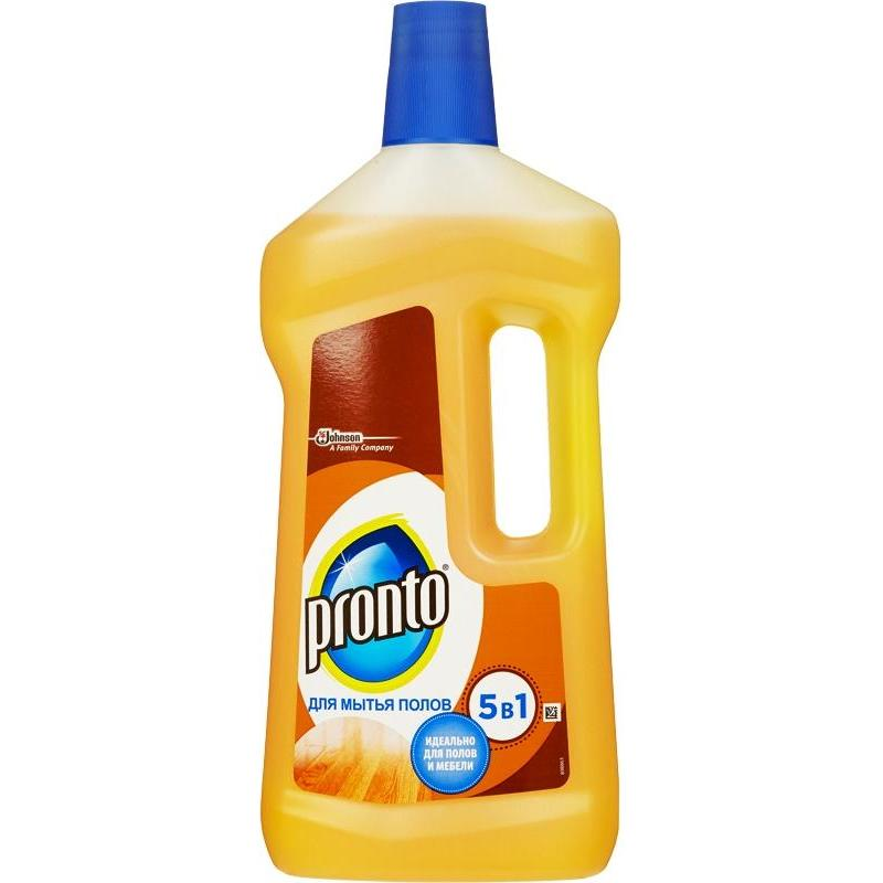 Средство моющее для полов Pronto 5в1, 750мл