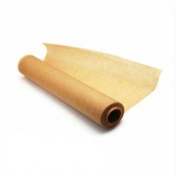 Бумага для выпечки в рулоне Bakery Line, 0,38х100м, силиконизированная, коричневая, в упаковке
