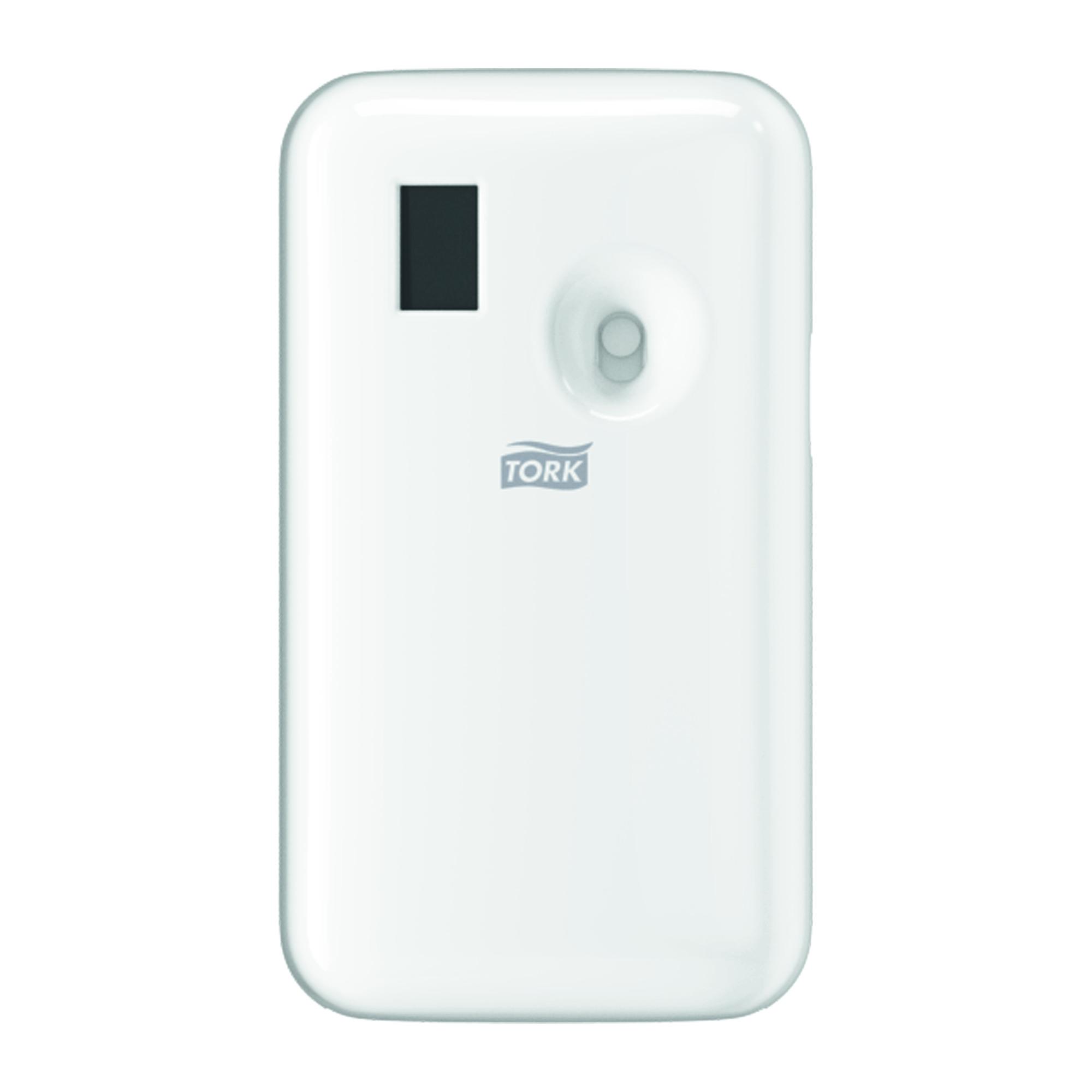 Диспенсер пластиковый для освежителя воздуха Tork A1, белый, 562000 - изображение 1