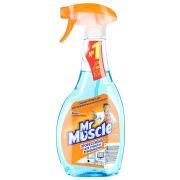 """Средство моющее для стекол Mr Muscle (Мистер Мускул) """"После дождя"""", 500мл, со спиртом, триггер"""