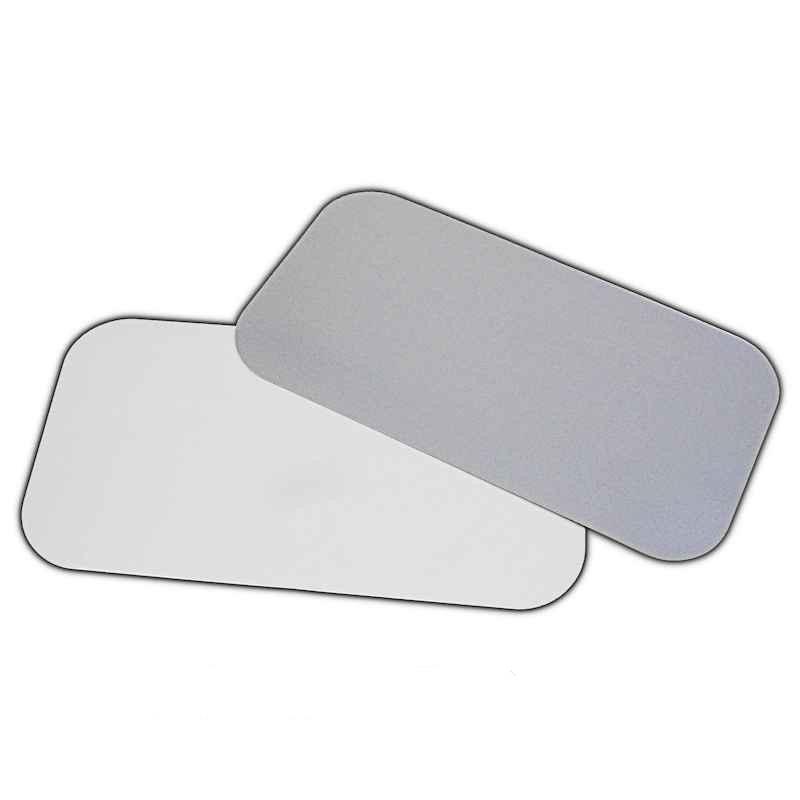 Крышка из фольгированного картона к форме алюминиевой R84L, 100шт/уп