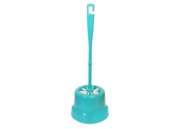 """Ершик для унитаза с подставкой """"Колокольчик"""", D7см, комплект, цвет в ассортименте"""