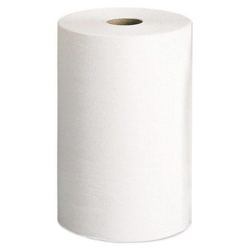 Полотенца бумажные Lime рулонные с центральной вытяжкой, 120м, 1-сл, светло-серые, 265120