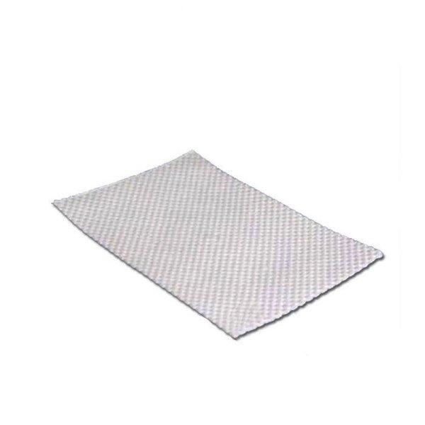 Салфетка влаговпитывающая (вкладыш) 120х80мм, белая, 250шт/кор