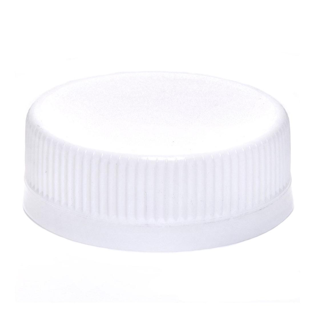 Пробка для бутылки ПЭТ, D38мм (широкое горло), белая, 50шт/уп