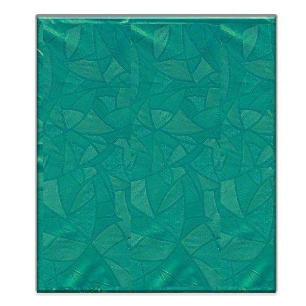 Скатерть 120х180см, ПВХ, зеленая