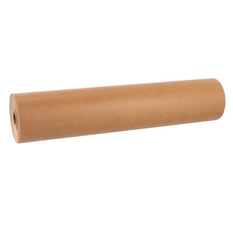 Бумага для выпечки SAMO в рулоне, 0,38х100м, силиконизированная, коричневая, в упаковке