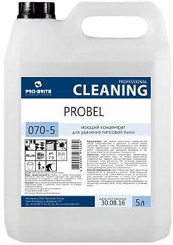 Средство моющее для послестроительной уборки Pro-Brite Probel, 5л, против гипсовой пыли