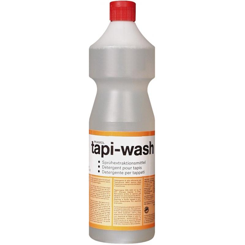 Средство чистящее для ковров, обивки Pramol Tapi-Wash, 1л