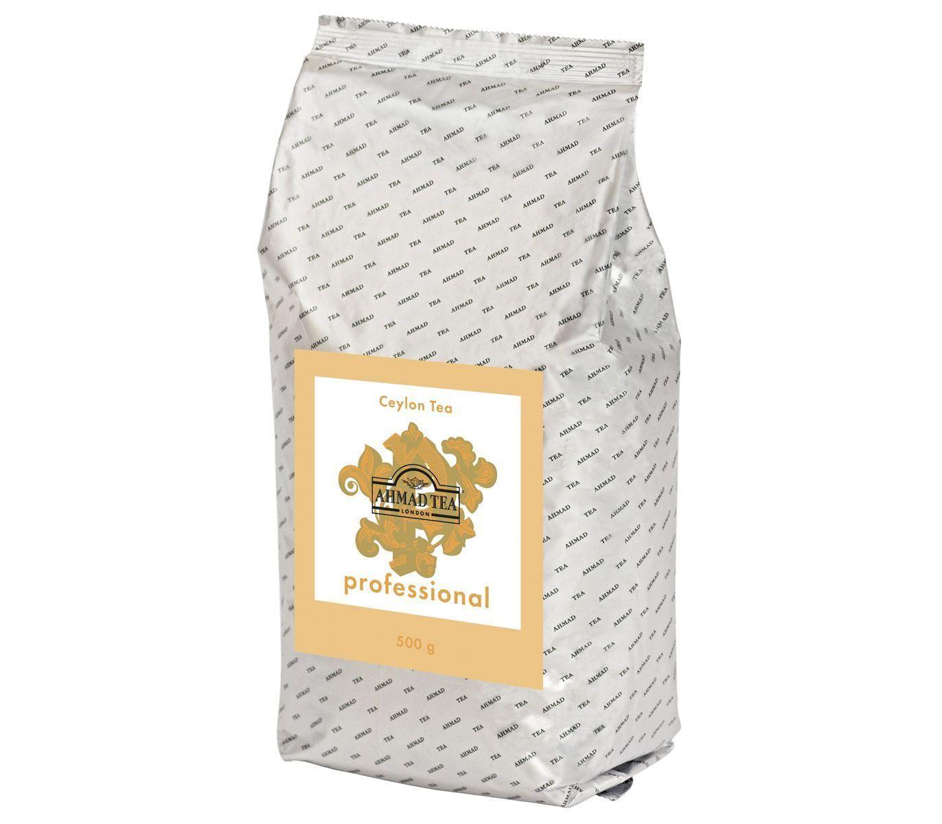 """Чай черный Ahmad Tea """"Professional"""" Оранж Пеко, листовой, цейлон, 500г"""