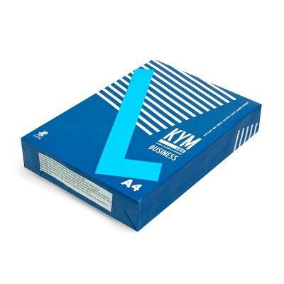 """Бумага для офисной техники KYM Lux """"Business"""", А4, 80г/м2, 500л/уп"""