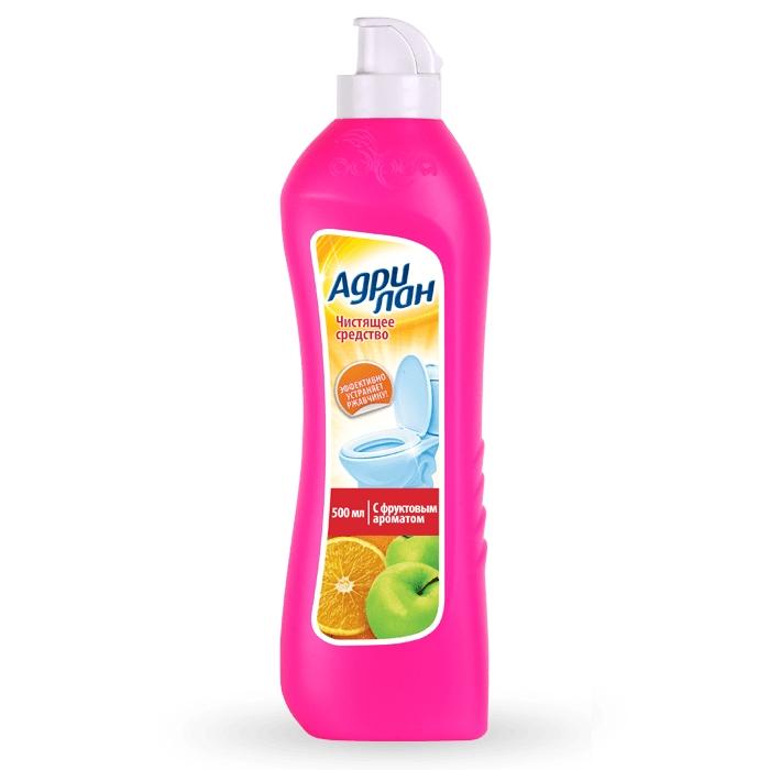 Средство чистящее для сантехники Адрилан, 500мл, с фруктовым ароматом