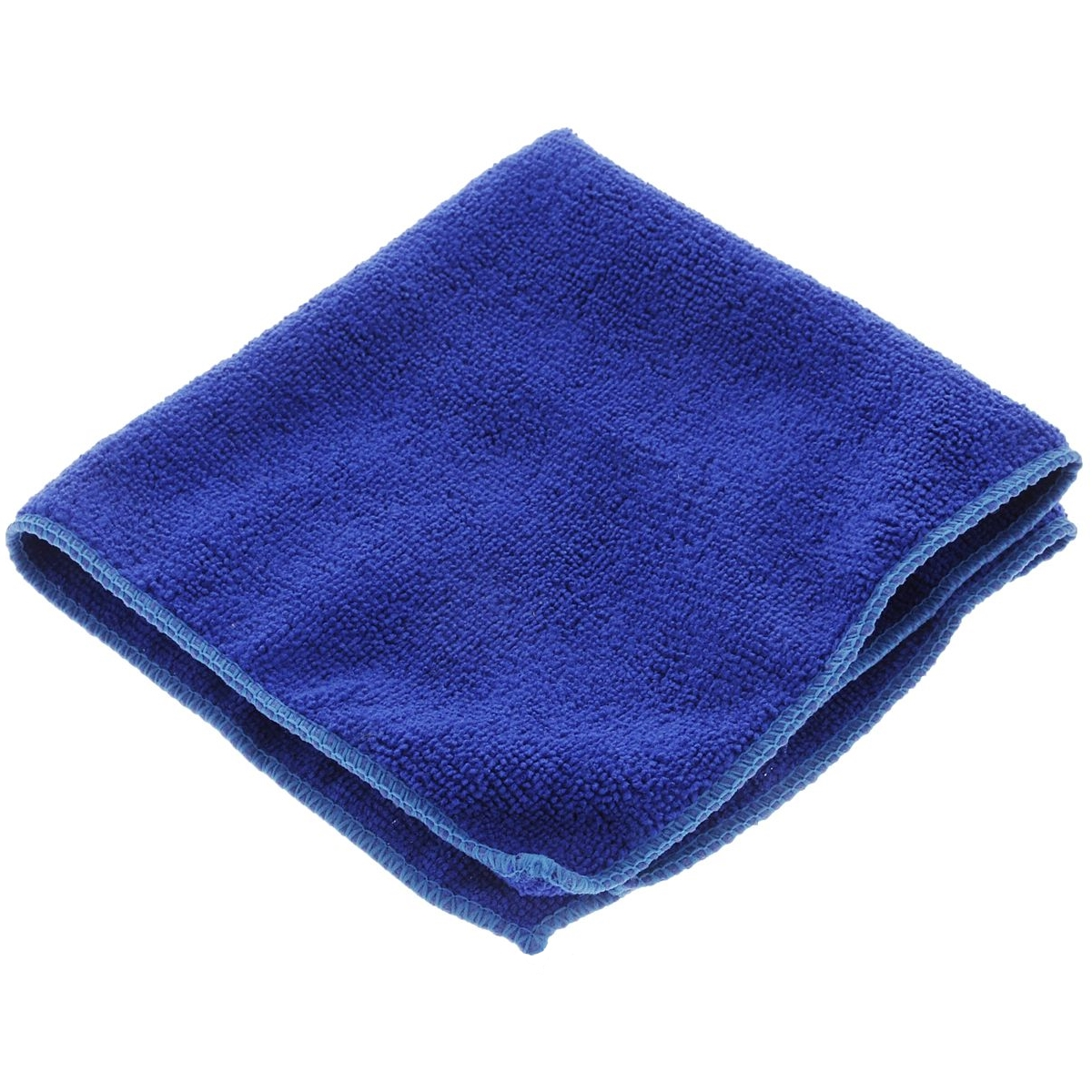 Салфетка 30х30см, микрофибра, 220г/м2, синяя